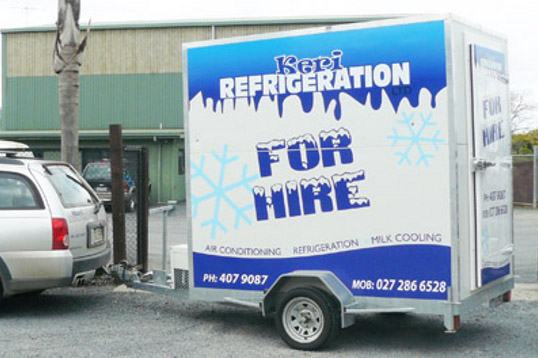 chiller Hire 538w